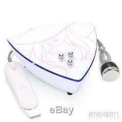 2in1 Ultrasons Scrubber Spatule Peau Plus Propre Visage Peeling Exfoliatingmassage