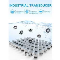 30l Digital Ultrasonic Cleaner Jewelry Ultra Sonic Bath Degas Nettoyage Des Pièces