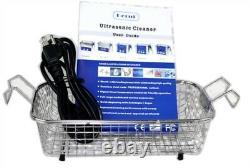 3l Nettoyeur À Ultrasons Balayage Degas Pulse Alimentation Réglable 160w Pour Pcb Lab