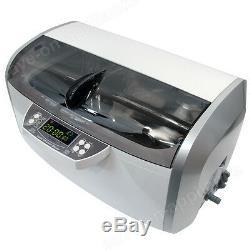 6 Litres 1.5 Nettoyeur À Ultrasons Gallon Dentaire Appareils De Chauffage Tattoo Carburateur