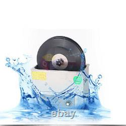 6l Liftable Lp Album Disc Cleaning Kits Vinyl Record Digital Ultrasonic Cleaner
