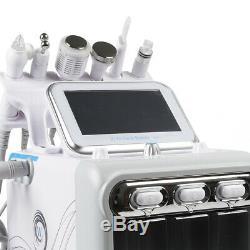 7-en-1 Ultrasons Oxygène Beauty Hydro Spa Nettoyant Du Visage Hydro Microdermabrasion