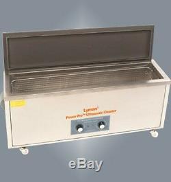 7631734 Lyman Turbo Sonic Power Nettoyeur À Ultrasons Professionnel