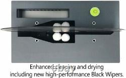 Audio Desk Vinyl Cleaner Pro X Ultrasonic Lp Nettoyage Machine Blanche $4598 Liste
