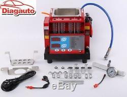 Auto Nettoyage À Ultrasons Testeur Machine Injecteur Et Mst-30 Nettoyant 4jars