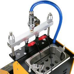 Autool Ct150 4 Cylindres À Ultrasons Injecteur De Carburant Testeur De Diagnostic Nettoyeur À