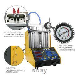 Autool Ct150 Injecteur De Carburant Plus Propre Testeur À Ultrasons Pour 12v / 24v Auto Moto