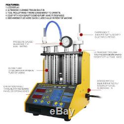 Autool Ct150 Ultrasons Injecteur Cleaner Testeur 12v / 24v Voiture Van Motor