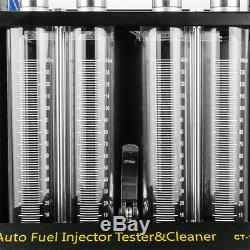Autool Ct150 Voiture Essence Ultrasons Carburant Injecteur Testeur Cleaner Us