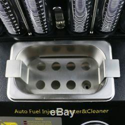 Autool Ct200 Carburant Pour L'essence Car Injecteur De Carburant Nettoyant Et Testeur À Ultrasons 110v Us
