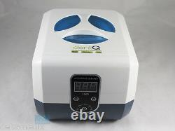 Bijoux Dentaires Médicaux Nettoyeur Ultrasonique Washer Digital 1300 ML 110v Dentq