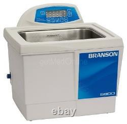 Branson Cpx5800h 2.5 Gal. Nettoyeur Ultrasonique Chauffé Numérique, Cpx-952-518r