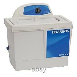 Branson M3800 Nettoyeur Ultrasonique De 1,5 Gallon Avec Montre Mécanique Cpx-952-316r