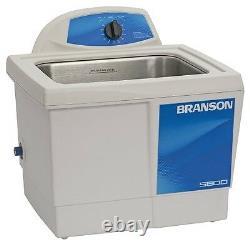 Branson M5800 Nettoyeur Ultrasonique De 2,5 Gallons Avec Montre Mécanique Cpx-952-516r