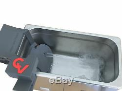 Cleanervinyl Ultimate Pro Kit-ultrasons Disque Vinyle Cleaner W Filtration Liquide
