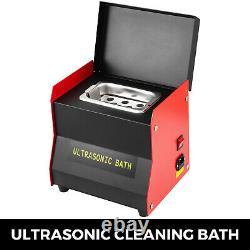 Cnc602a À Ultrasons Injecteur Cleaner + Testeur De Nettoyage Du Réservoir Papillon