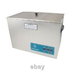 Crest Powersonic Ultrasonic Cleaner 7 Gallon Digital Timer, Heat, Pc & Basket