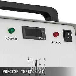 Cw-3000dg Industrielle De L'eau Chiller 9l 50with Pour 60 / 80w Co2 Verre Laser Tube USA
