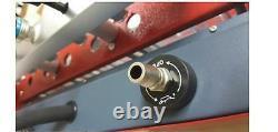 Dernier 6 Jar Auto Led Injecteur De Carburant Testeur Et Nettoyeur Avec Nettoyeur Ultrasonique Nouveau