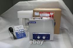 Durasonix 6,5 L Nettoyant À Ultrasons Avec Busket, Inoxydable Minuterie Et Chauffage Intégré