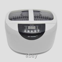 Gt Sonic 2.5l Nettoyeur Ultrasonique Numérique Vgt-6250 Pour Les Magasins De Bijoux / Lunettes Pt
