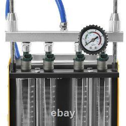 Injector À Ultrasons Essence Machine De Nettoyage De Voitures Carburant Dépôt Carbon Cleaner