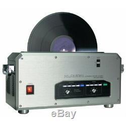 Klaudio Kd-cln-lp200s Disque Vinyle Nettoyeur À Ultrasons Withdryer / Externe Réservoir