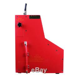 Lancement 6 Cylindres Cnc602a Ultrasons Injecteur Cleaner Tester Panel Anglais