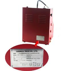 Lancement Cnc602a À Ultrasons Injecteur De Carburant Plus Propre Testeur + 110v Transformateur