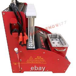 Lancement Cnc603c Ultrasonic Fuel Injector Cleaner Testeur 6 Cylindre Essence 220v