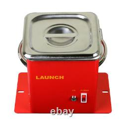 Launch Ultrasonic Petrol Car Motorcycle Engine Fuel Injector Testeur Cleaner