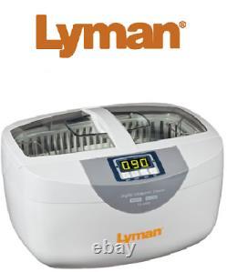 Lyman Turbo Sonic 2500 Ultrasonic Cleaner Nouveau! Numéro 7631702