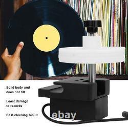 Machine Réglable De Nettoyage De Puissance Réglable De Support De Disque De Vinyle Ultrasonique