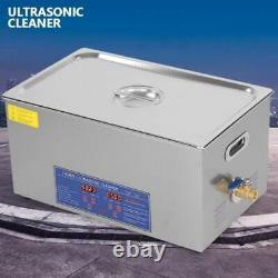 Nettoyeur À Ultrasons 30l Avec Minuteur De Chauffage Pour Nettoyeur Sonique Dentaire- Offre Limitée