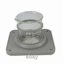 Nettoyeur À Ultrasons Isonic P4810+500ml Beaker Holder Set Diy Liposomale Vit C, 110v