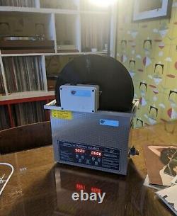 Nettoyeur D'enregistrement Ultrasonique