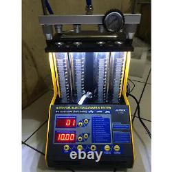 Nettoyeur D'injecteur De Carburant Ultrasonique Original Ct150 Pour Motocyclette De Voiture À Essence