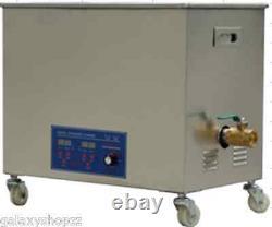 Nettoyeur Ultrasonique Industriel 130l 654545 Panier Gratuit 28k Ou 40k Facultatif