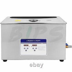Nettoyeur Ultrasonique, Nettoyeur Ultra Sonique À Grande Puissance Industrielle De 30 L, 600w