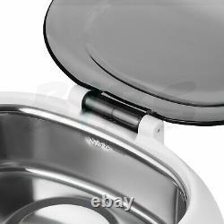Nettoyeur Ultrasonique Ultrasonique Ultrasonic Eyeglasses Denture 600ml