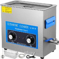 Nouveau Chauffe-eau À Ultrasons 15l De L'industrie De L'acier Inoxydable Withtimer