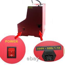 Original Launch Automotive Cnc602a Fuel Injectors Intake Ultrasonic Cleaner Test