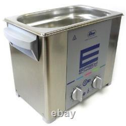Réservoir De Nettoyage À Ultrasons Elmasonic Easy 30/h 2,75 Litres Avec Couvercle Elma Hu134