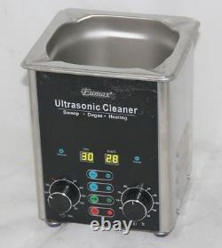 Sweep Degas Heating Fonctionne Commande Manuelle Led Affichage 2l Nettoyeur Ultrasonique