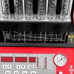 Tq-6c Injecteur Cleaner Testeur Withcleaning Réservoir D'injection Ultrasons