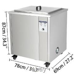 Ultrasonic Cleaner Ultrasonic Jewelry Cleaner 130l Heater Timer Sonic Cleaner