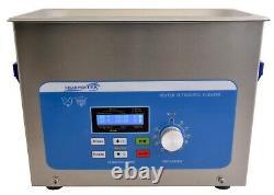 Ultrasonic Cleaner Xps240-4l Par Sharpertek