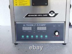 Ultrasonic-record-cleaner-diy Puissance Réglable Et Fréquence Variable