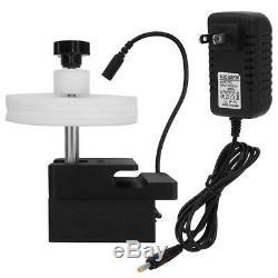 Ultrasons Disque Vinyle Cleaner Rack Réglable Machine De Nettoyage Électrique Mf