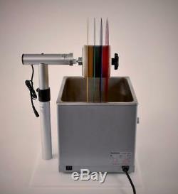 Ultrasons Disque Vinyle Système De Nettoyage Vinyle Stack 4 Lp Record Cleaner Kit